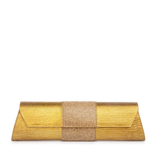 Baguette Crystal Clutch