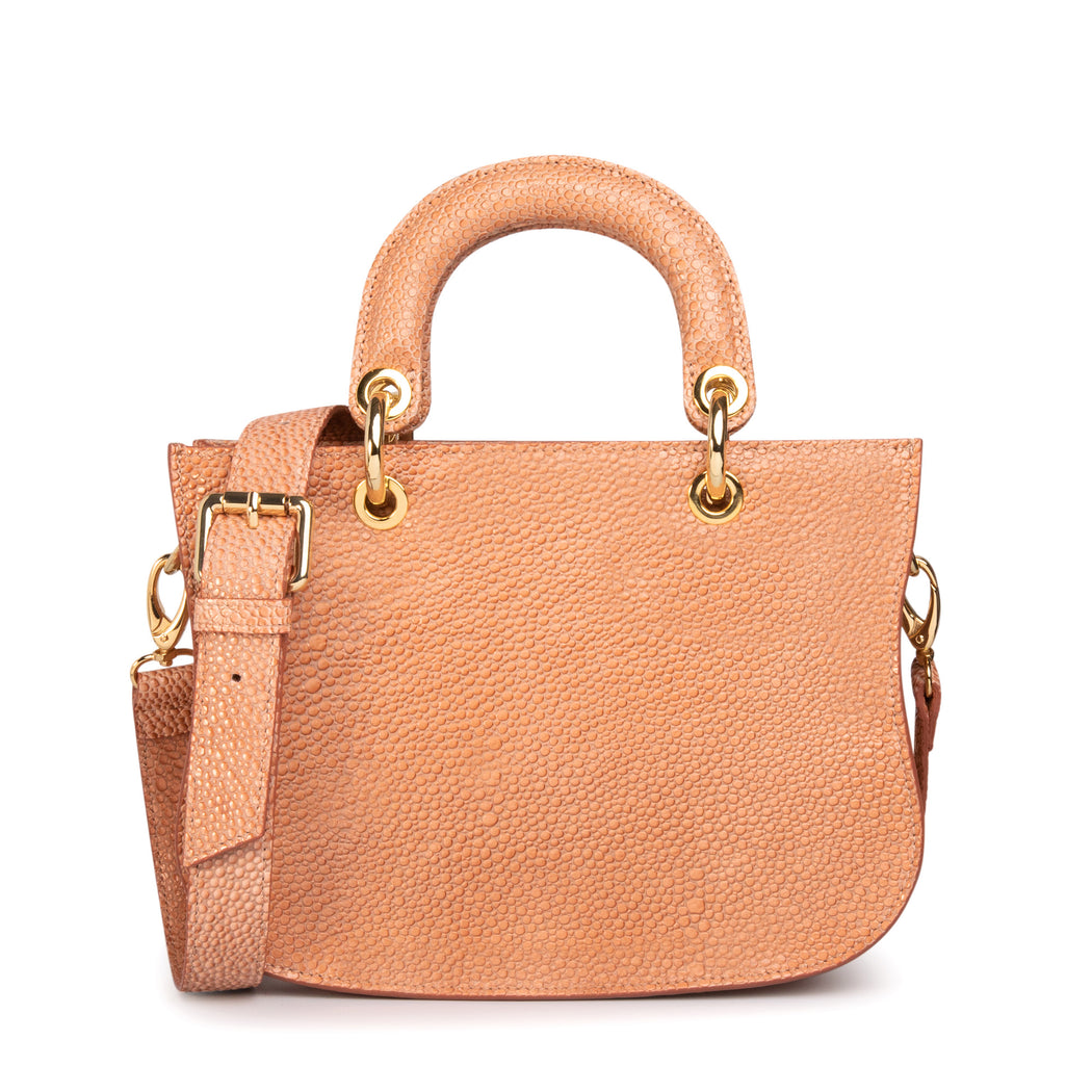 Mademoiselle Stingray Satchel Crossbody