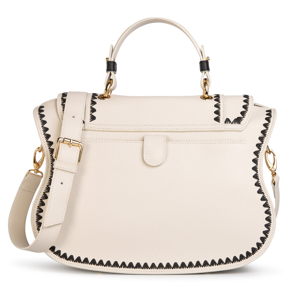 Luxury brand purse: The Audrey handbag designer satchel