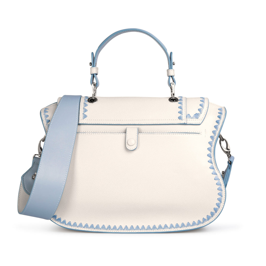Luxury handbag: Designer satchel purse