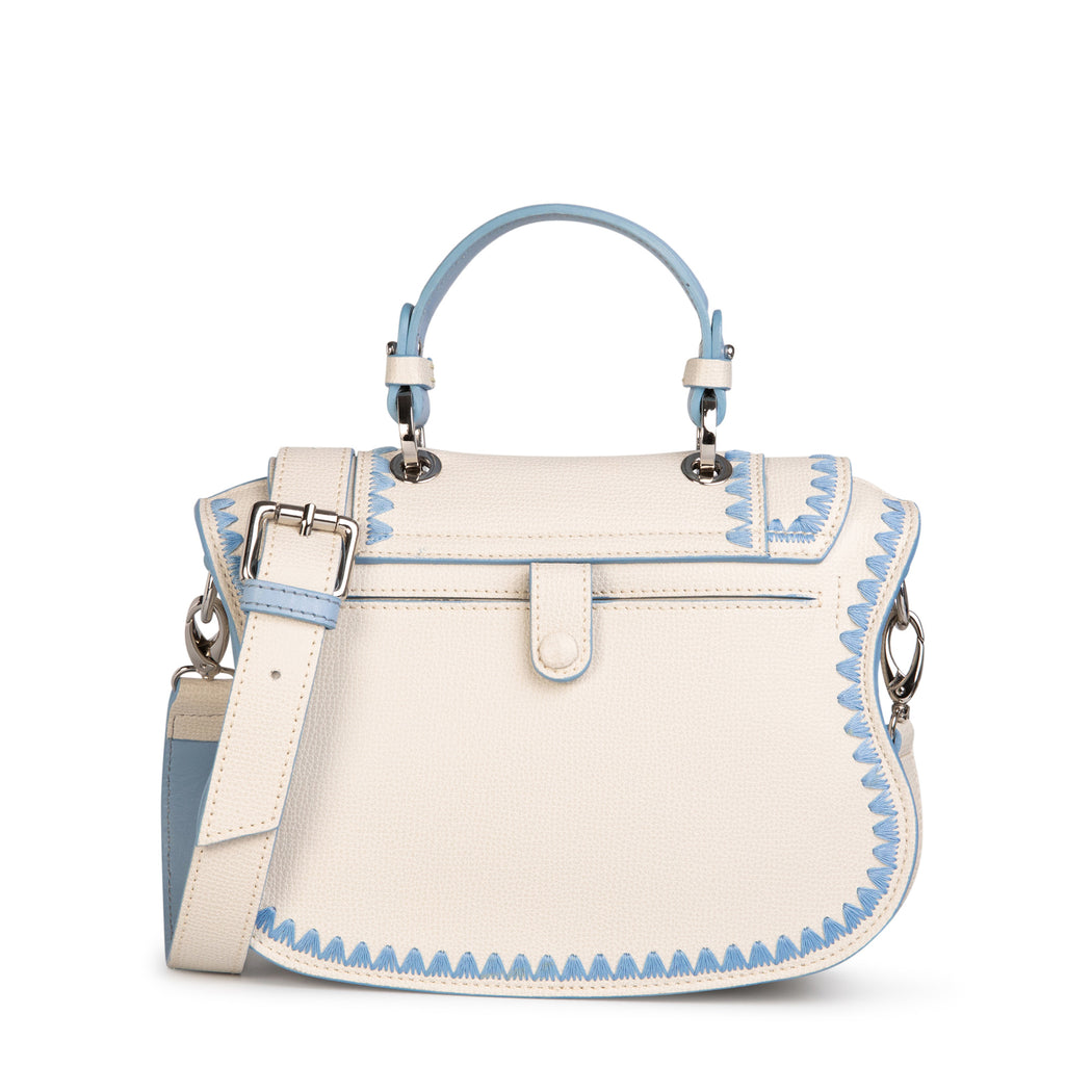 Luxury crossbody bag mini in Audrey handbag design.