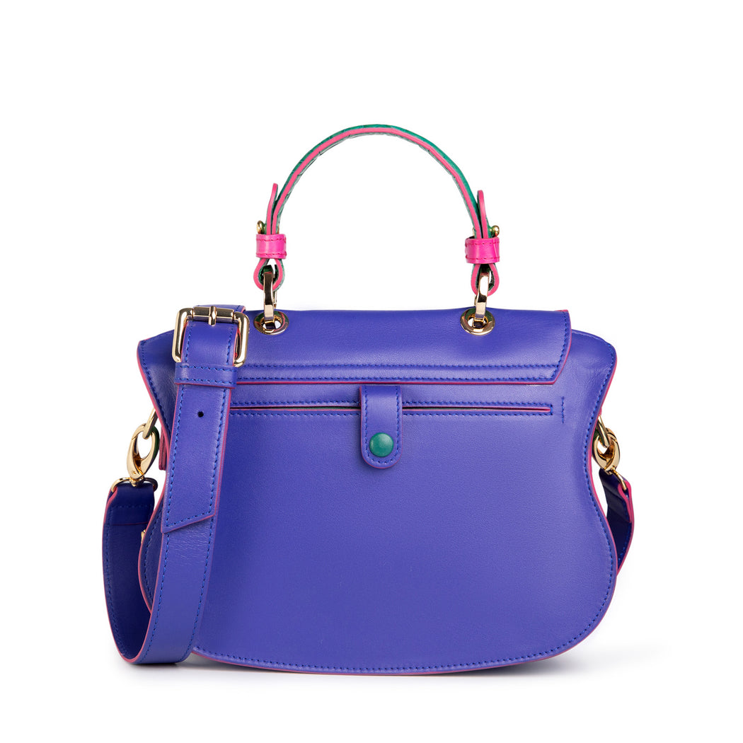 Audrey Color Block Crossbody