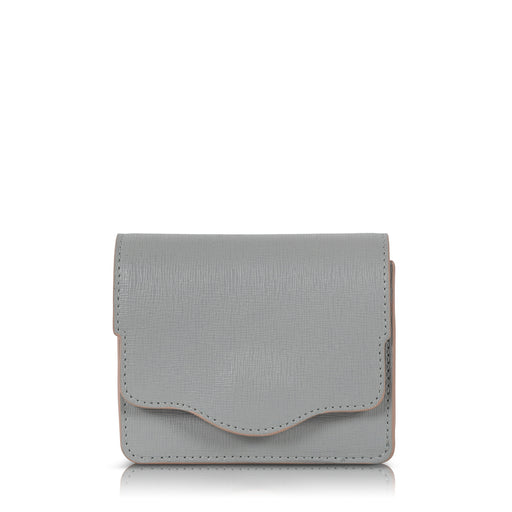 Audreyette Micro Crossbody in Grey