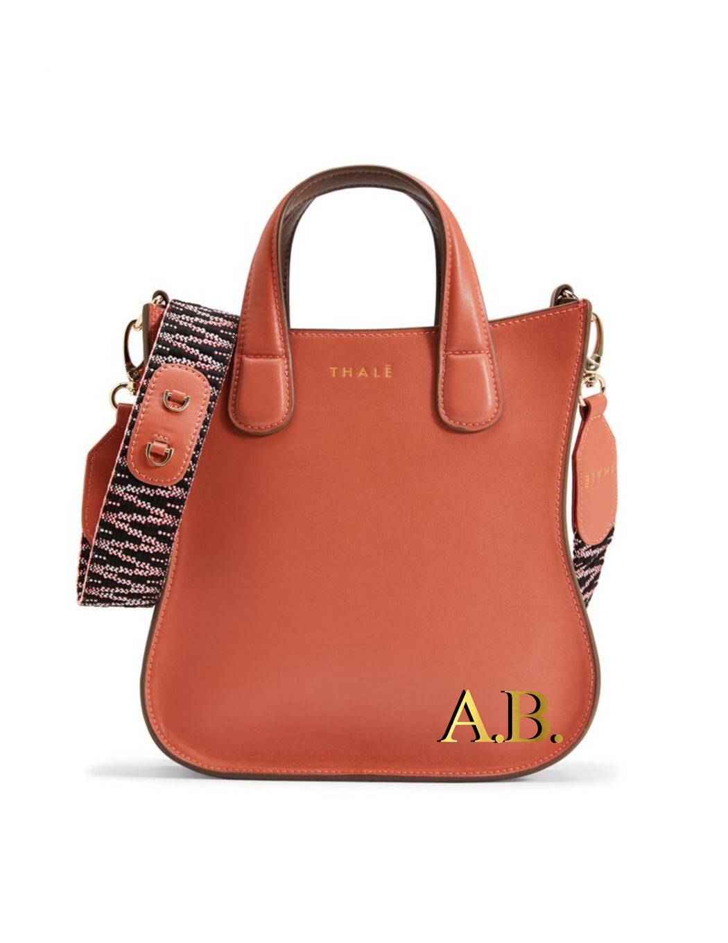 Gisele Monogram Mini Tote