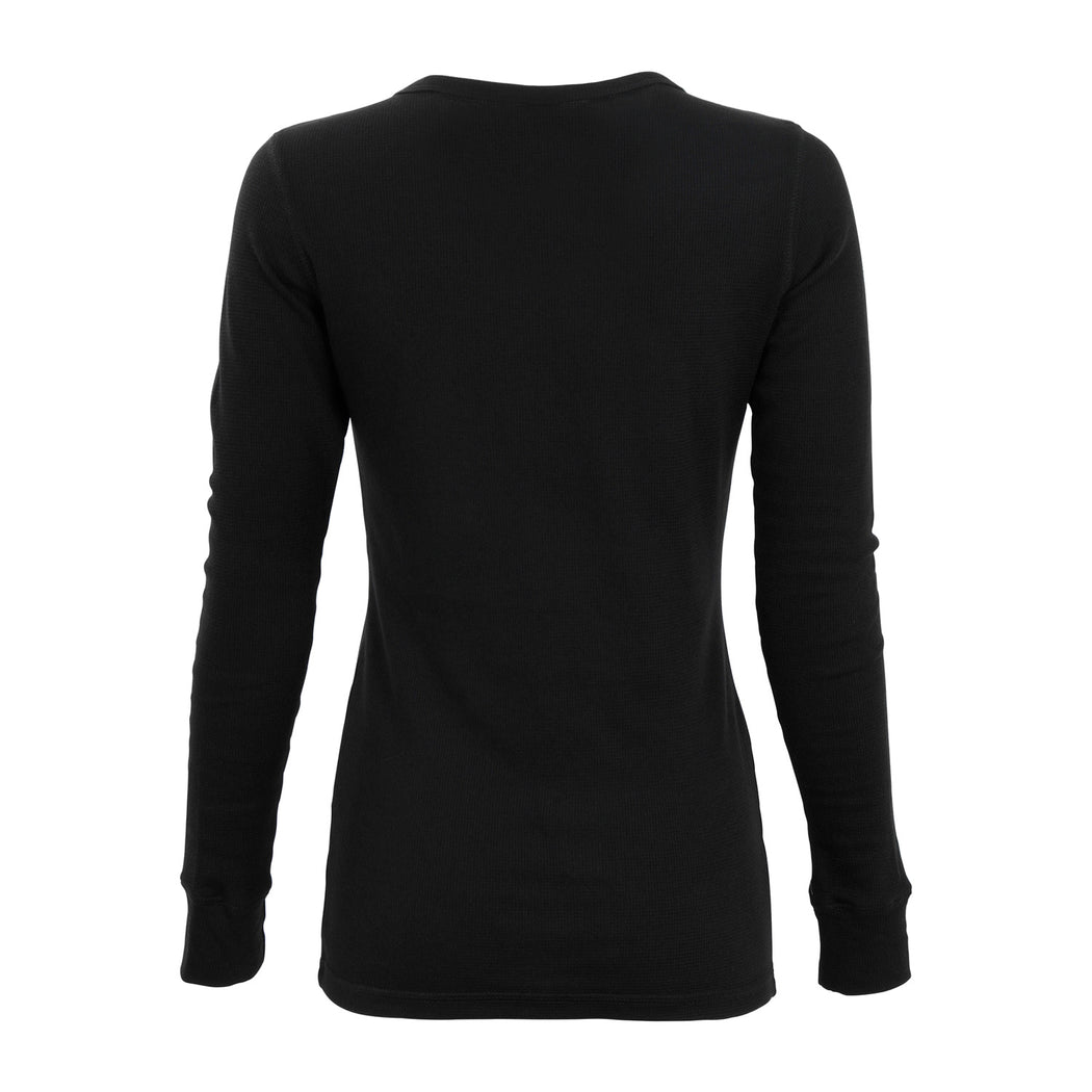 STATEMENTS LONG SLEEVE THERMAL TOP