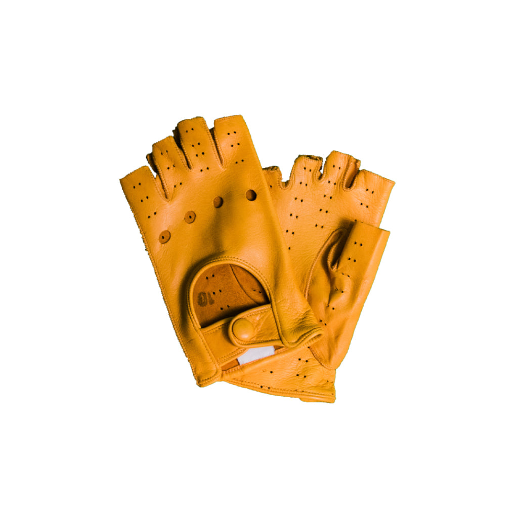 Racer Leather Gloves