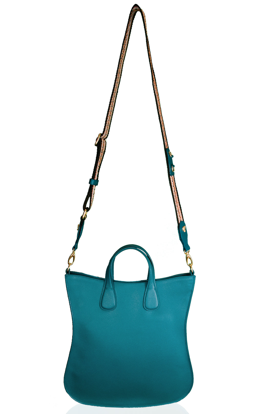 Gatsby Tote - Teal