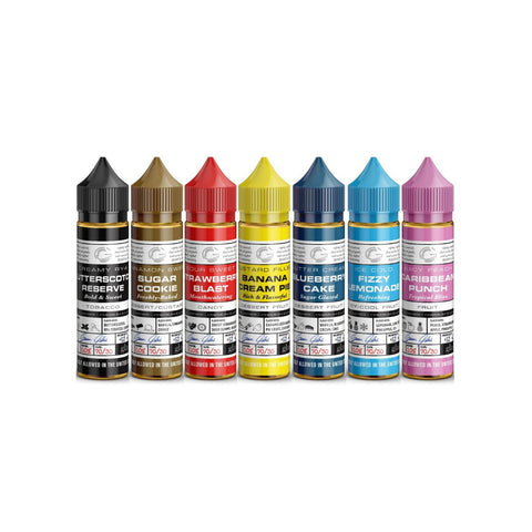 Glas Vapor Basix Series 60ml eJuice SHOP NOW