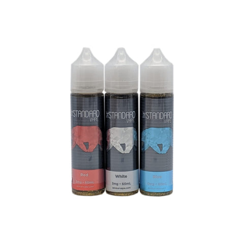 The Standard Series by Saveurvape 60ml eJuice SHOP NOW