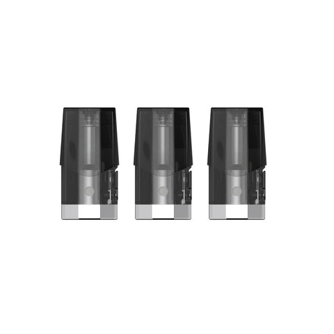 SMOK Nfix Replacement Pods (3-Pack) DC 0.8Ω MTL Dual Coil Meshed 0.8Ω Coil