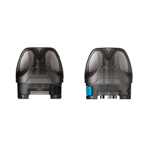 VOOPOO Argus Air Replacement pods come in two variations, One that can take replaceable coils (PnP coils) and one that has a built in 0.8ohm coil. The Voopoo Argus Air Replacement pods give you the best of both worlds, whether you want to replace your coils, or replace your pods, Argus Air has you covered.