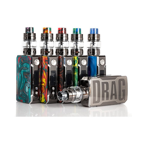 VOOPOO Drag 2 177w & UForce T2 KIT Platinum Edition