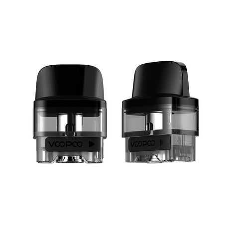 Check out the Voopoo VINCI Air Replacement Pods, featuring a 4mL refillable side fill capacity, replaceable PnP Coil usage, and retains the dual 180° airflow system.