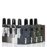 Wulf Mods Micro Plus Cartridge Vaporizer thc battery cannabis weed herb oil brass knuckles 710 wax battery