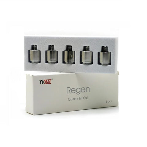 Yocan Regen Replacement Coils (5-Pack)
