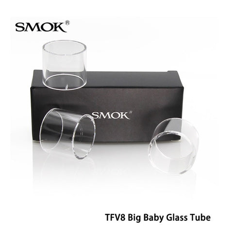 Smok TFV8 Big Baby Pyrex Replacement Glass (single)