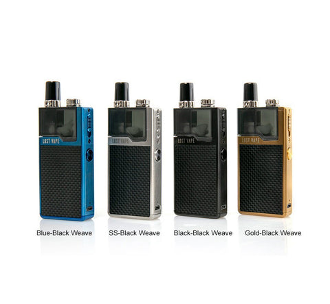 Lost Vape Orion Q 17w AIO Pod System (With Pod)