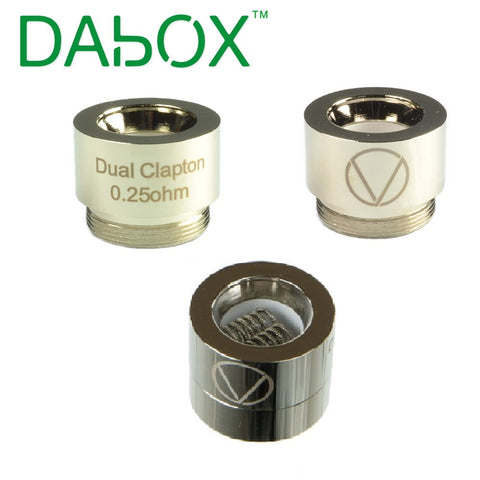 Vivant Dabox Replacement Coil Pack (3pcs)