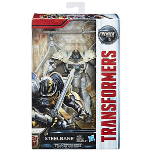 Transformers MV5 Deluxe The Last Knight Steelbane