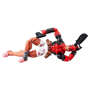 Marvel Legends Deadpool Wave 2 Deadpool in Boxers LOOSE