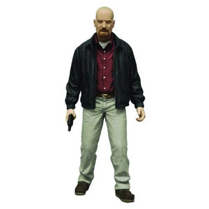 Breaking Bad Heisenberg Red Shirt Variant Action Figure - Previews Exclusive