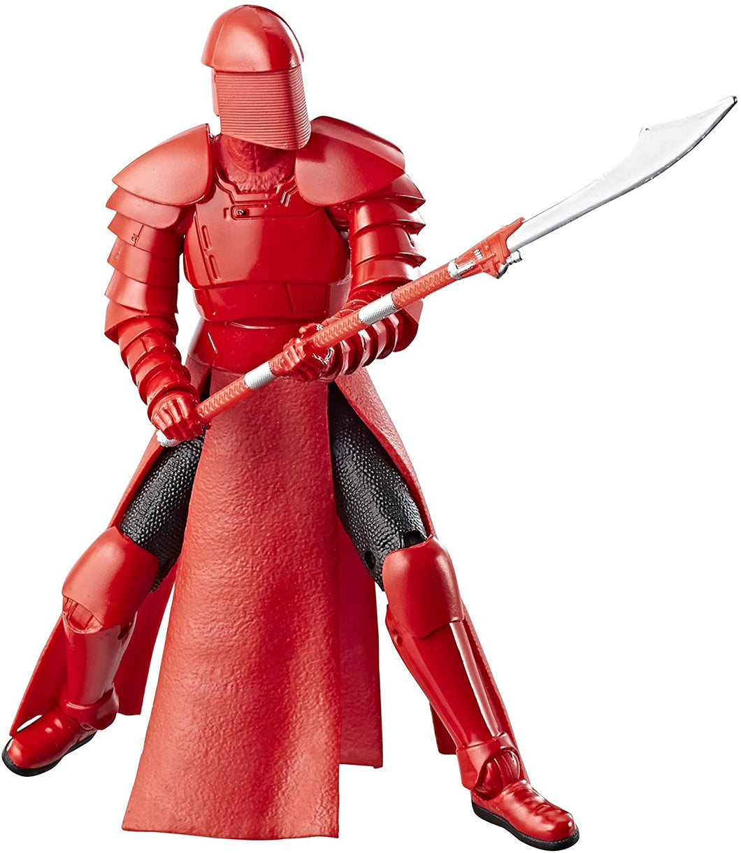 Star Wars The Black Series Episode 8 Elite Praetorian Guard, 6-inch LOOSE