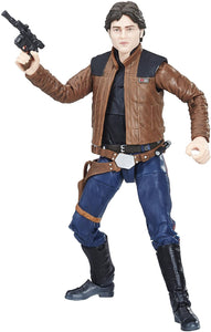 Star Wars The Black Series Han Solo (Solo) 6-Inch Action Figure LOOSE