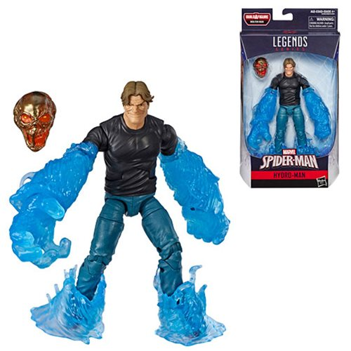 Spider-Man Marvel Legends 6-Inch Hydro-Man Action Figure