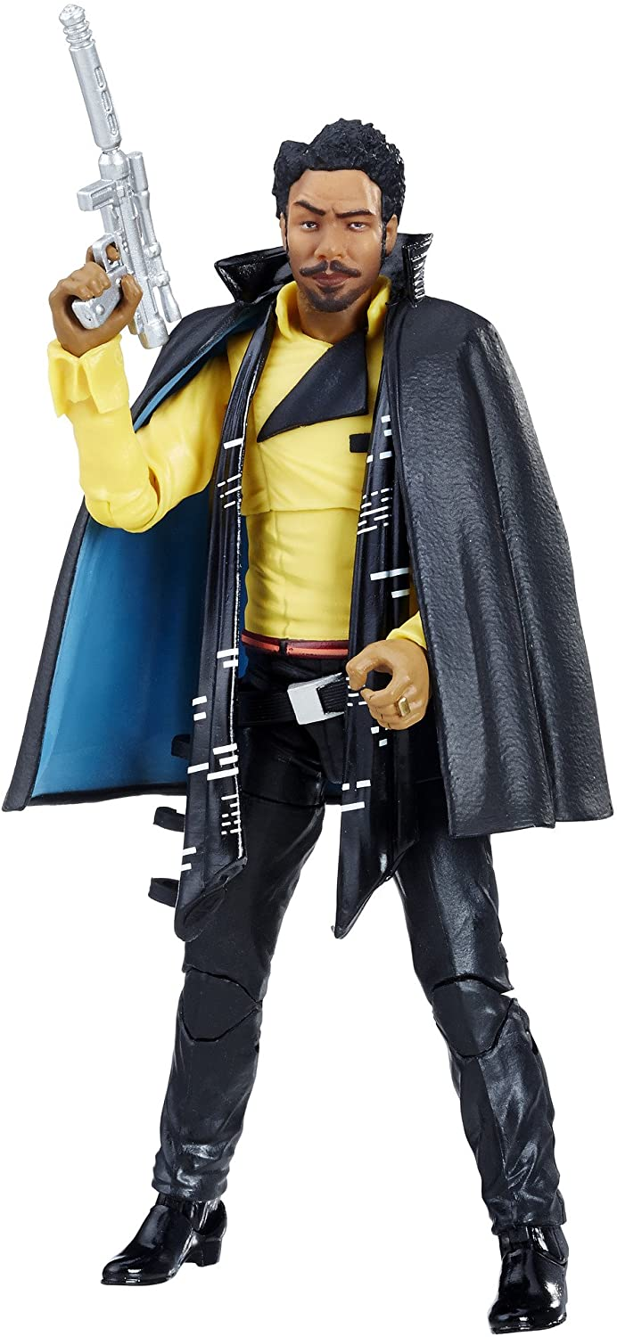 Star Wars The Black Series Lando Calrissian 6-inch Figure LOOSE