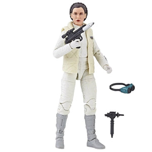 "Star Wars The Black Series Princess Leia Hoth 6"" Action Figure"