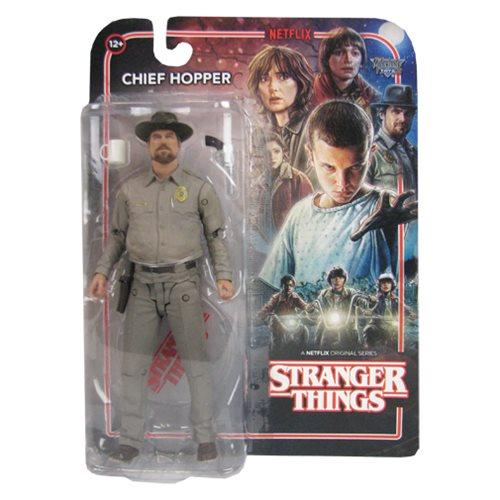Stranger Things Chief Hopper 7-Inch Action Figure