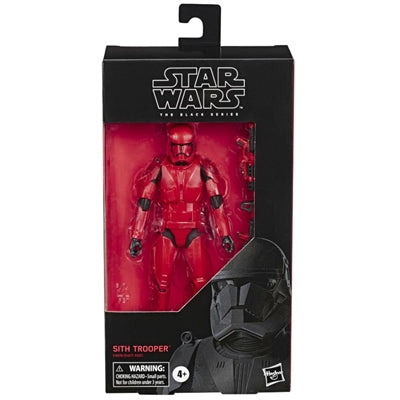 PRE-ORDER Star Wars: The Rise of Skywalker The Black Series Sith Trooper 6-Inch Action Figure