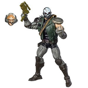 "Marvel Legends X-MEN Caliban Wave Skullbuster 6"" Action Figure LOOSE"