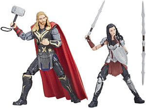 Marvel Studios: The First Ten Years Thor: The Dark World Thor and Sif LOOSE