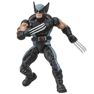 "Marvel Legends X-FORCE Wendigo Wave Wolverine 6"" Action Figure LOOSE"