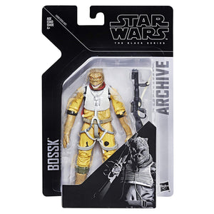 Star Wars Black Series Archive Collection Bossk
