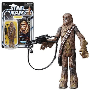 Star Wars The Vintage Collection 3 3/4-Inch Chewbacca Action Figure