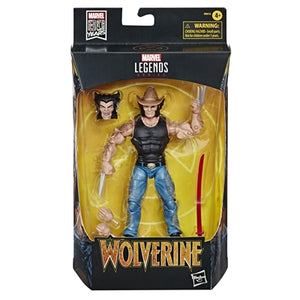 PRE-ORDER X-Men Marvel Legends 6-Inch Cowboy Logan Action Figure - Exclusive