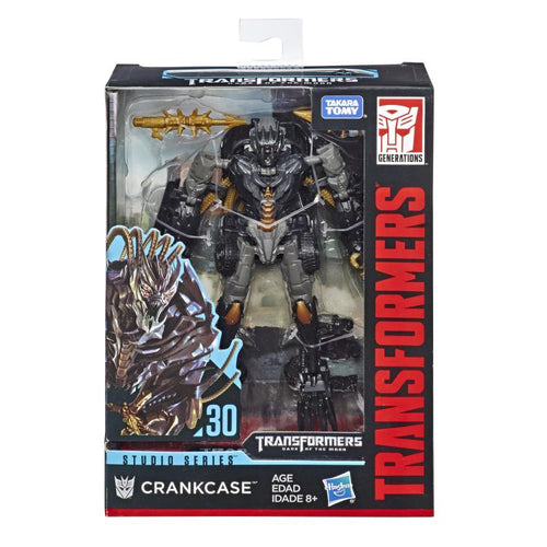 Transformers Studio Series Deluxe Wave 4 Crankcase