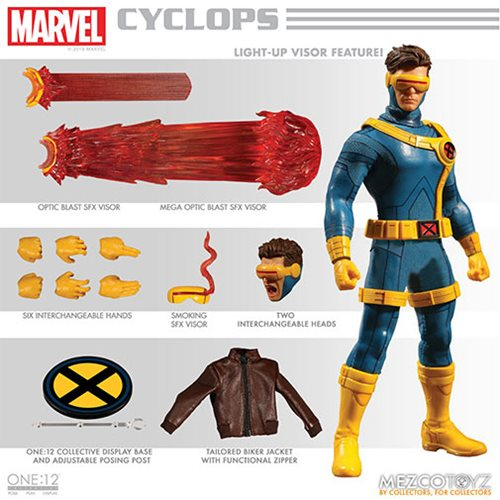 PRE-ORDER X-Men Cyclops One:12 Collective Action Figure