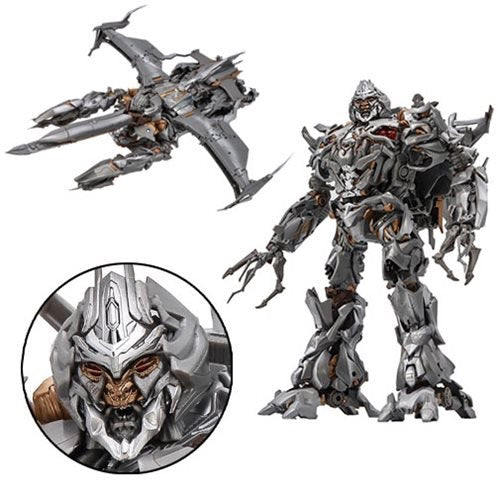 PRE-ORDER Transformers Masterpiece Movie Series Megatron MPM-8 - Exclusive