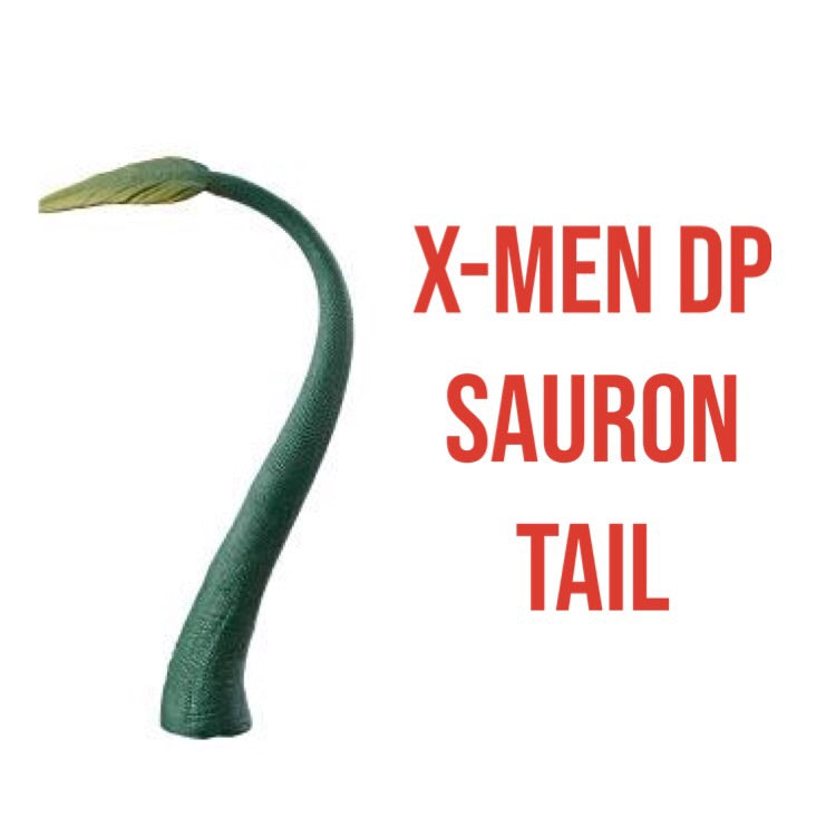 Marvel Legends Deadpool Sauron BAF Piece