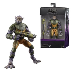 "PRE-ORDER Star Wars The Black Series Garazeb ""Zeb"" Orrelios Deluxe Figure"