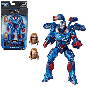 PRE-ORDER Avengers Marvel Legends 6-Inch Iron Patriot Action Figure