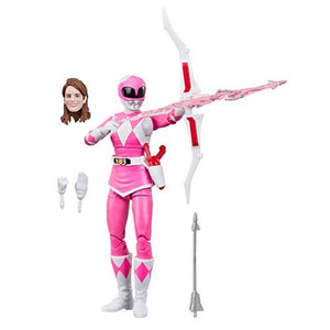 PRE-ORDER Power Rangers Lightning Collection Mighty Morphin Power Rangers Pink Ranger 6-Inch Action Figure
