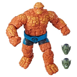 PRE-ORDER Fantastic Four Marvel Legends Thing 6-Inch Action Figure