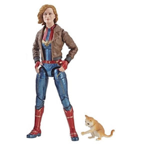 Marvel Legends - Captain Marvel - Captain Marvel Bomber LOOSE