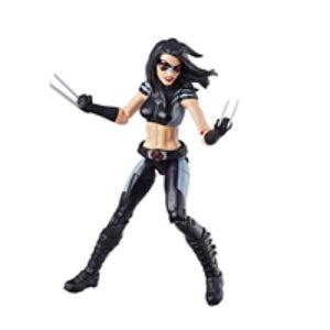 "Deadpool Marvel Legends X-23 6"" Action Figure  LOOSE"