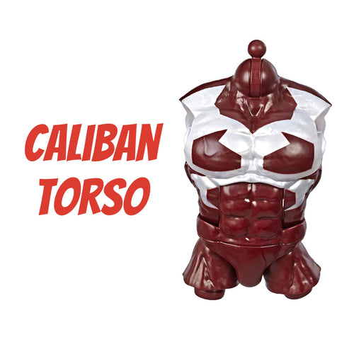Marvel Legends X-MEN Caliban Torso LOOSE