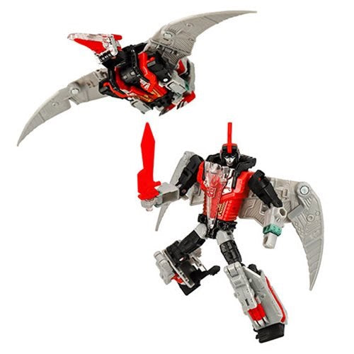 PRE-ORDER Transformers Generations Selects Deluxe Red Swoop - Exclusive